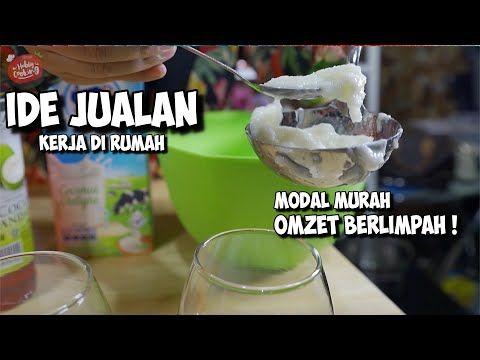 Resep Es Kopyor Untuk Jualan Atau Nikmati Sendiri Youtube Resep Minuman Youtube