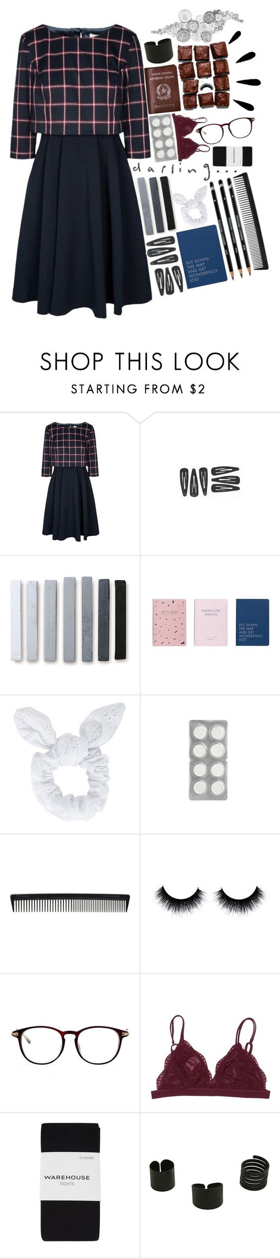 """""""Untitled #186"""" by marie-anderson-i ❤ liked on Polyvore featuring Relaxfeel, Topshop, T3, Warehouse and Old Navy"""