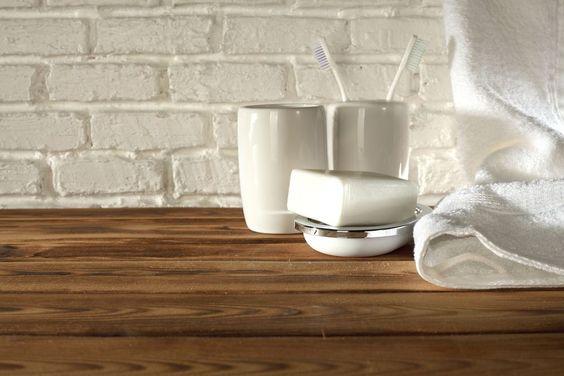 Oak Bathroom Unit - Oak Furniture UK