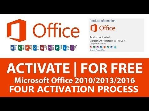 free  office 2010 full version activated