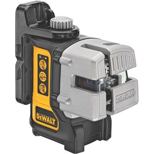 Dewalt Dw089k Self Leveling 3 Beam Line Laser With Images Dewalt Tools Dewalt Laser Levels