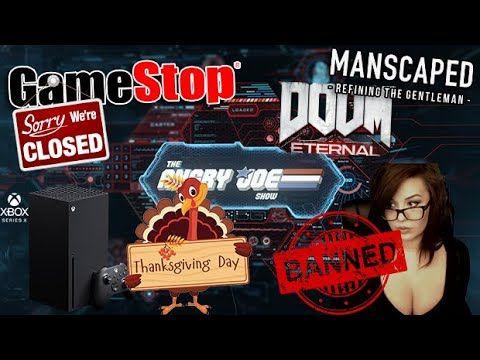 Ajs News Xbox Series X On Thanksgiving Doom Exe Gamestop Refuses T In 2020 Xbox Twitch Tv Doom
