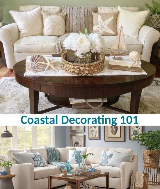 Coastal Decor Interior Design Guide In 2020 Coastal Style