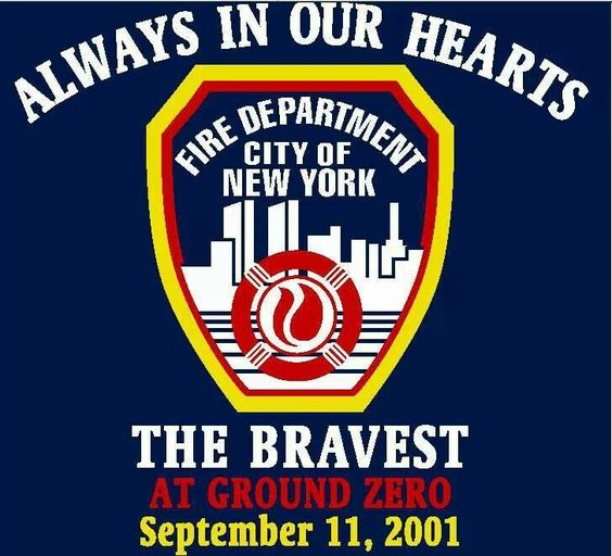 343 bravest nyfd patches