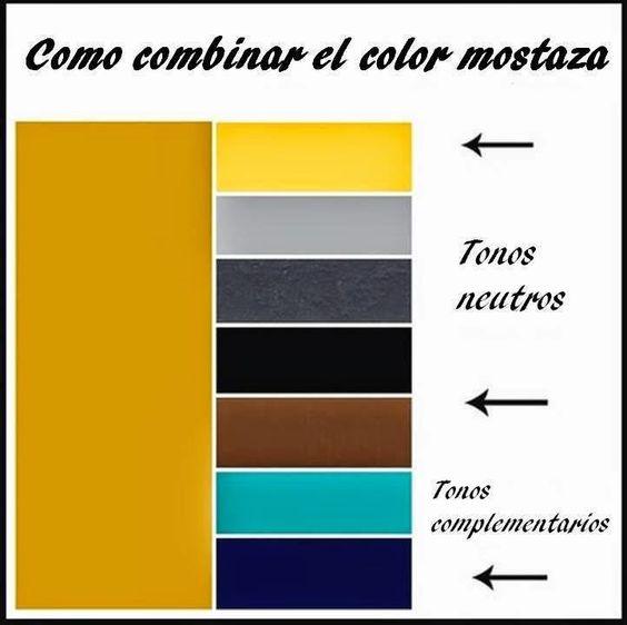 Yahoraquemepongo como combinar el color mostaza - Colores para combinar ...