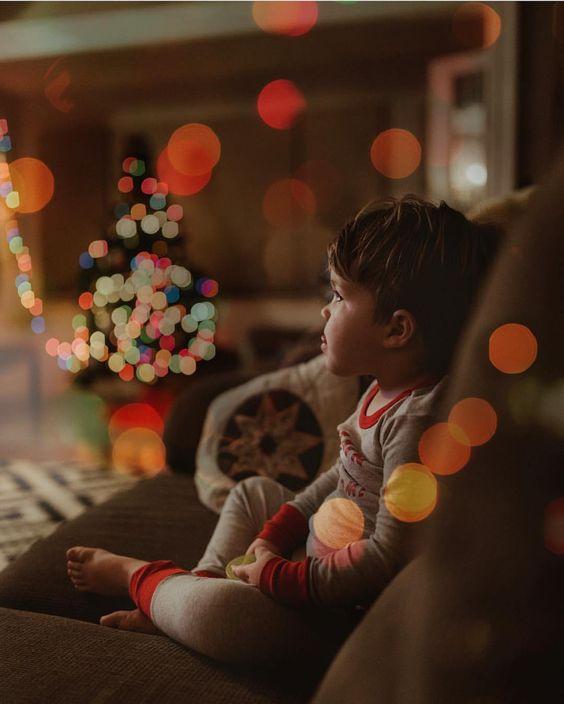 El bokeh creo que es el recurso fotográfico navideño x excelencia.  Foto de @th3littlestavenger destacada por @xanelachic  #conmiradademadre