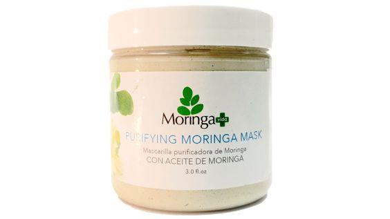 Mascarilla Purificadora contiene Aceite de Moringa 3.0 fl.oz