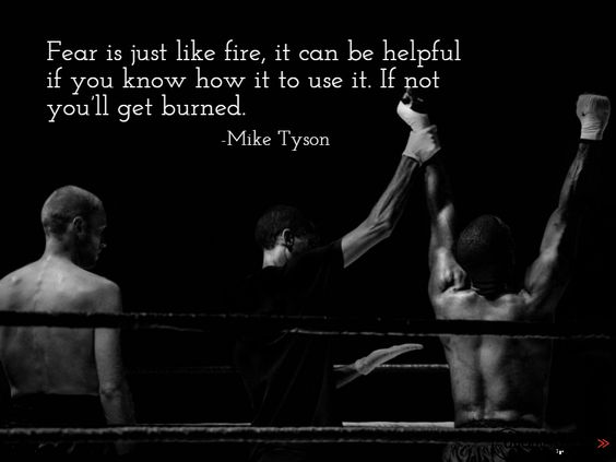 Mike Tyson-UnofficialYOLO-Inspiring Quote