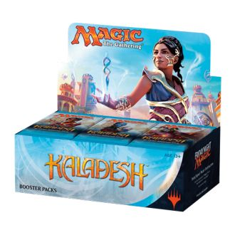Magic the Gathering : Kaladesh - Sealed Booster Box (36 packs)