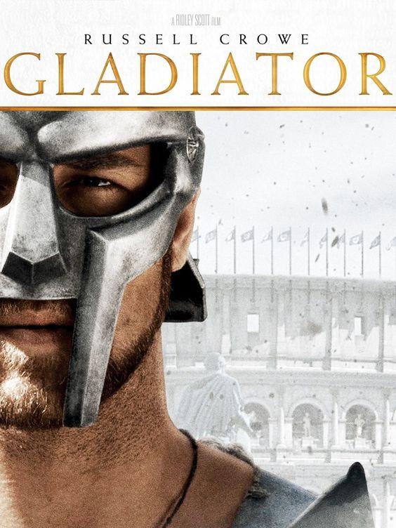 Gladiator Carteles De Cine Background Movie Carteles De Películas