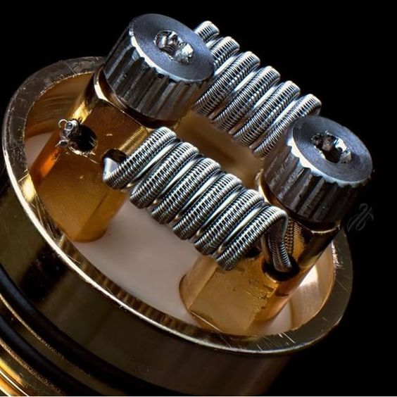 Precision By @jonesn_builds. #coilporn #coilart #vape #igers #instadaily #webstagram #vapor #ecig #eliquid #VGOD #vapeporn #improof #vapelyfe #calivapers #notblowingsmoke #photooftheday #repost #fun #vapehooligans #vapefam #dripclub