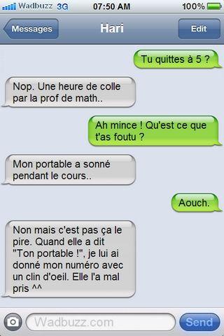 Une Prof.. Sans Humour !! - foozine.com