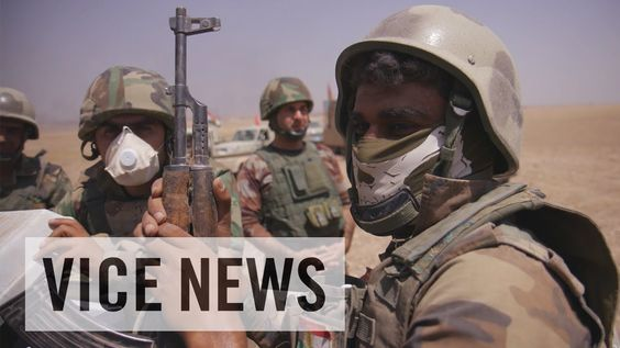 Attacked by ISIS on the road to Mosul