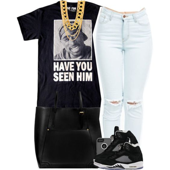 A fashion look from March 2014 featuring NIKE sneakers and Zara tote bags. Browse and shop related looks.