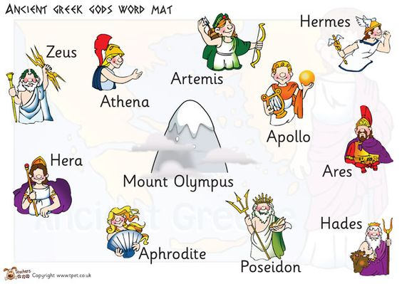 roman myth mount olympus and the They called themselves the olympian gods, after mount olympus which was their  main dwelling place, and became the new rulers of cosmos.