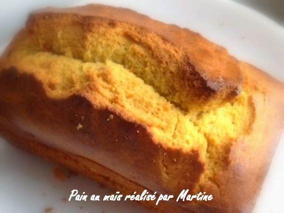 Pain au ma s sans gluten sans sucre sans levure sans lait avec ou sans oeufs recettes - Recette pain d epice sans oeuf ...
