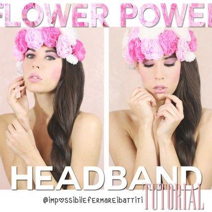 Fiori tra i capelli: idee per acconciature floreali