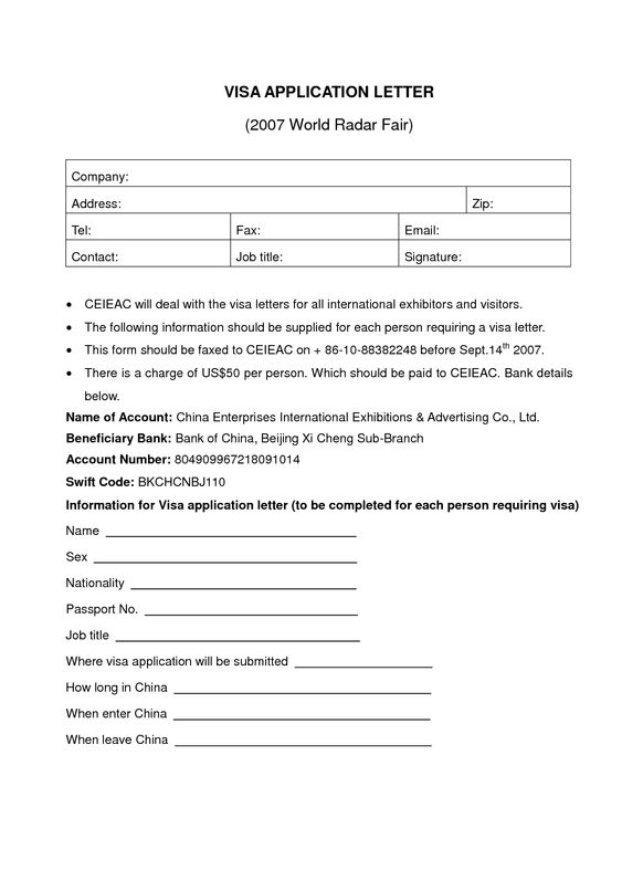 Cover Letter Sample For Student Visa Help With My Homework