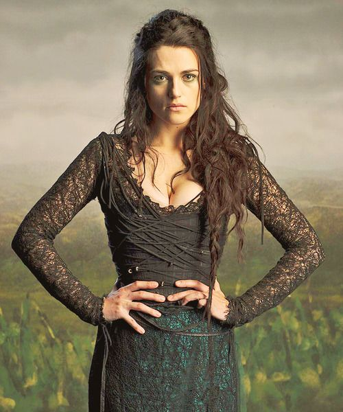 Merlin Bbc Morgana From the series Merlin...