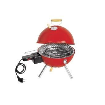 Barbecue électrique sur pied GARDENALL BBGRILL 30 ELECTRIQUE ROUGE_0