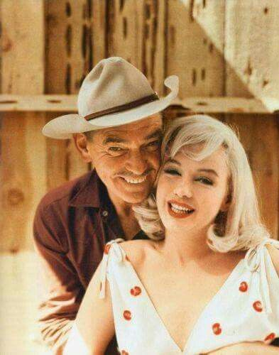 MM & Clark Gable