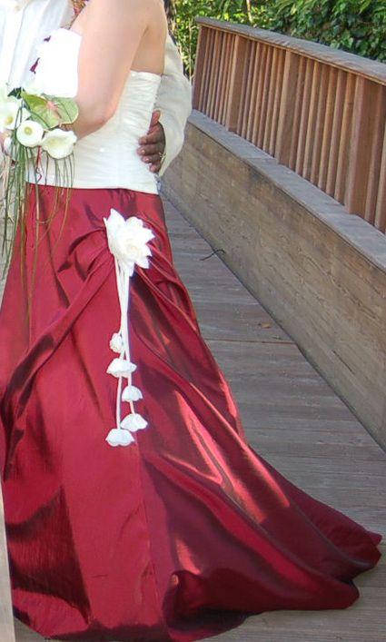 robe de marie oreste doccasion de chez point mariage - Point Mariage Evreux
