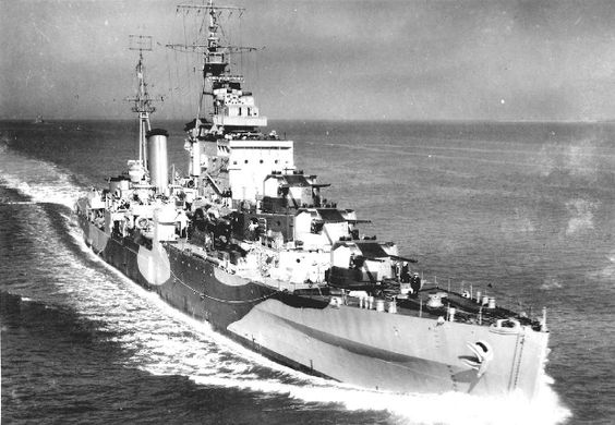 HMS Argonaut was completed in the August of 1942 at Cammell Laird shipyard Birkenhead . She was the last of the 11 Dido Class Light Cruisers to be built during the war.: