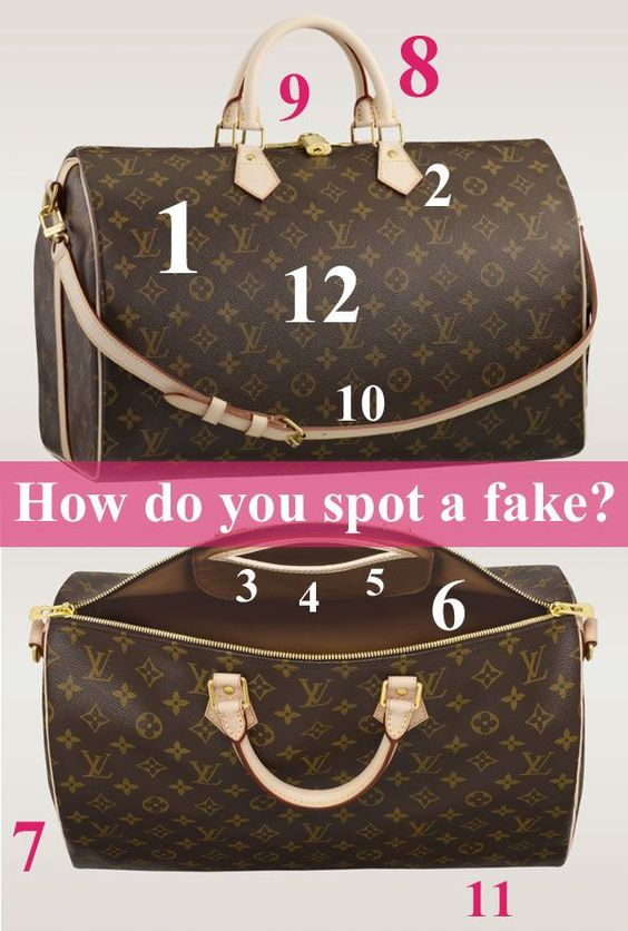 How do spot a fake Louis? Read these 12 tips and find out!: Louis Vuitton Bag, Louis Vuitton Handbags, Lv Bags, Handbags Louis