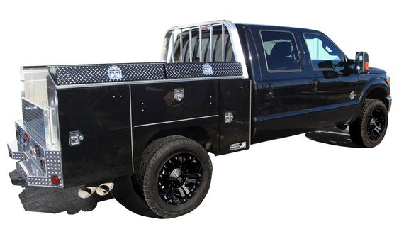 Custom Truck Storage Solutions! - Truck service bodies built custom to your specs by Highway Products, Inc.