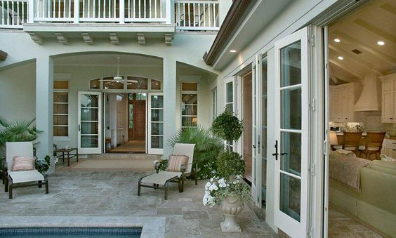 House plans home and west indies style on pinterest for British west indies house plans