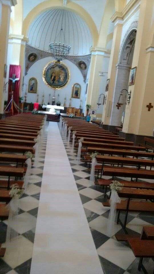 Iglesia. Almuñecar wedding planner