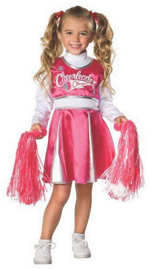 Buyseasons Cheerleader Infant Toddler Costume Sponsored Affiliate Cheerleader Buyseasons Infant Cheerleader Kostum Verkleidung Madchen Kostume