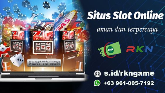 Situs Slot Gacor