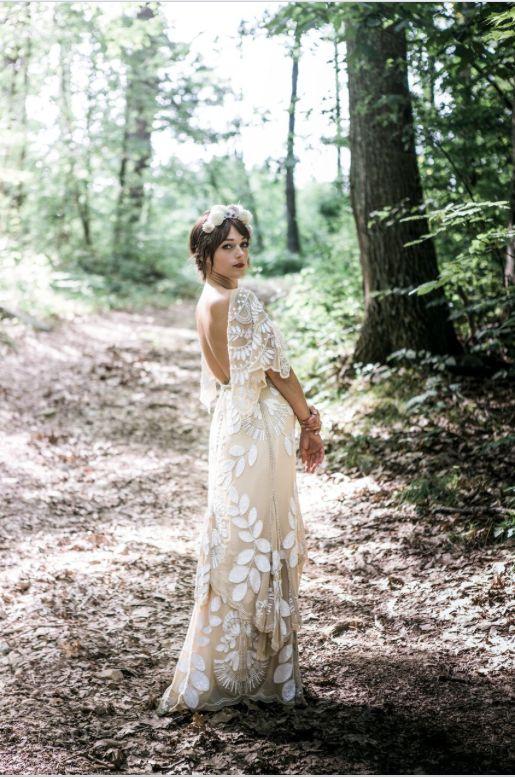 We are in love with the Dahlia Dress on #RueDeSeine @LizzyJanssen