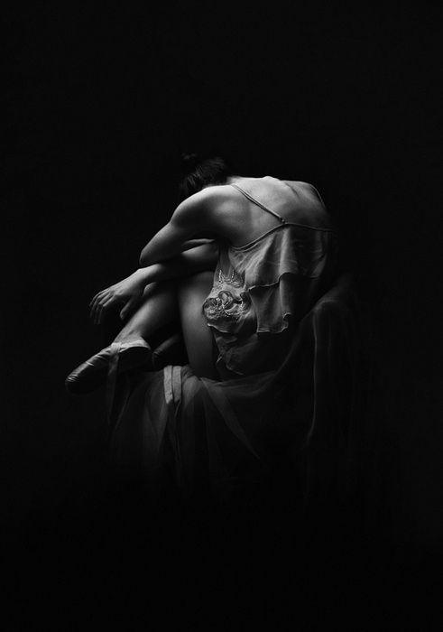 Johanna Knauer | Blanco y Negro