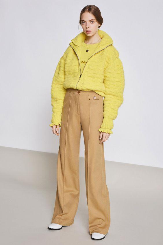 See by Chloé коллекция | Коллекции осень-зима 2018/2019 | Нью-Йорк | VOGUE