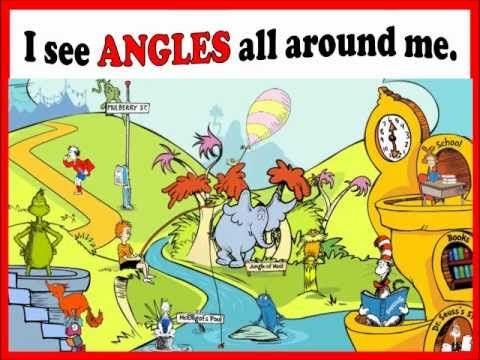 TYPES OF ANGLES SEUSS SONG by Heath