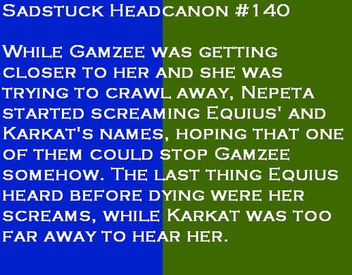 Sadstuck Headcanons