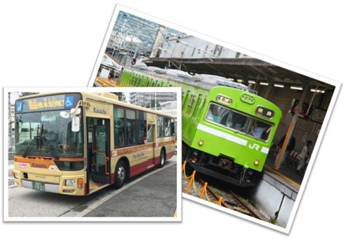 鉄道 バス 旅 対決 vs 乗り継ぎ
