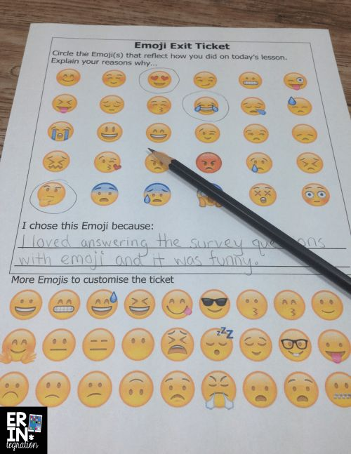 Classroom Decoration Emojis : Emojis in the classroom and