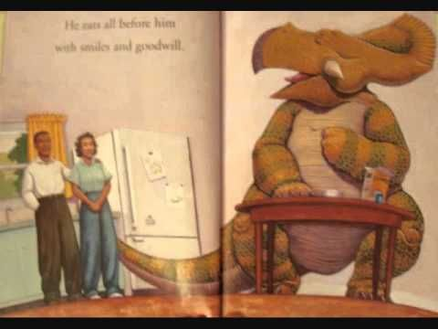 How Do Dinosaurs Eat Their Food Read Aloud