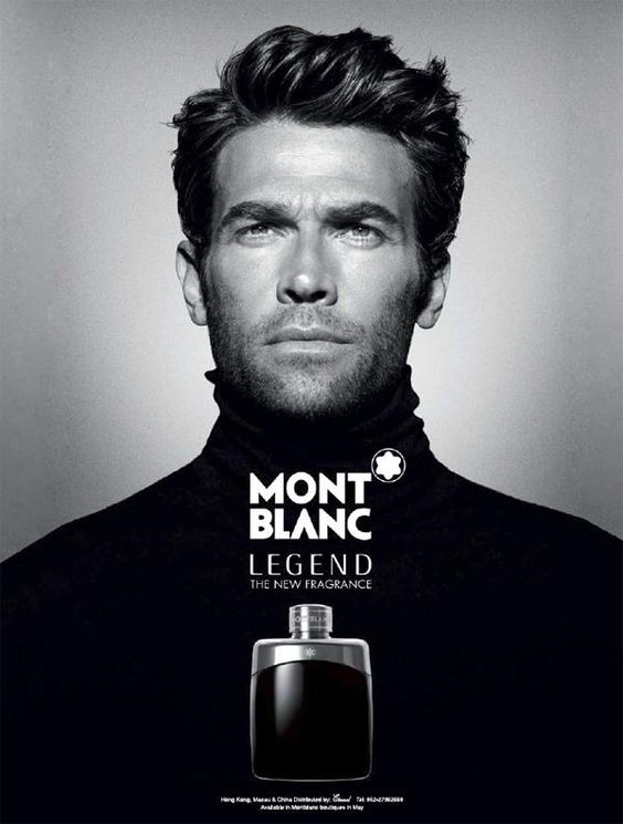 Mont Blanc Legend Fragrance Ad Campaign Preview | Men perfume, Popular  perfumes, Fragrance ad