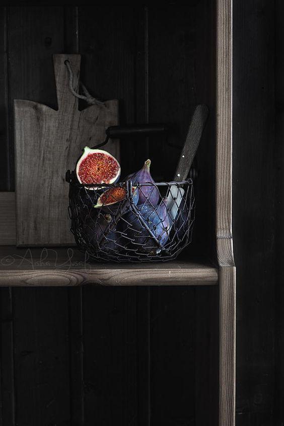 Fresh Figs by Aisha Yusaf on 500px