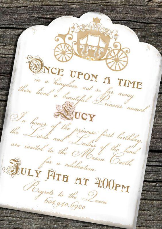 Cinderella Wedding Invites was awesome invitation sample