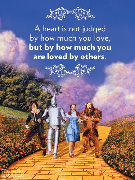 9 Reasons We Still Watch The Wizard of Oz 75 Years Later| The Wizard of Oz, Judy Garland, Actor Class, Authors Class, Musician Class