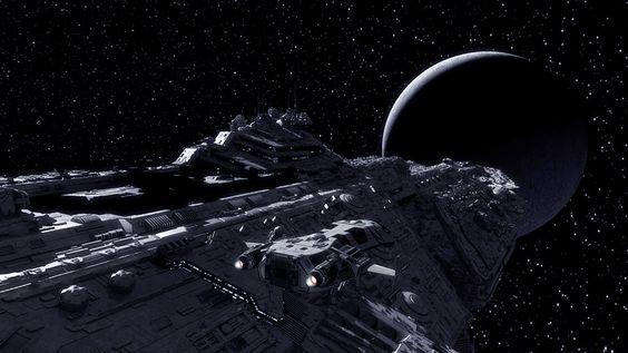 Future Space Battle
