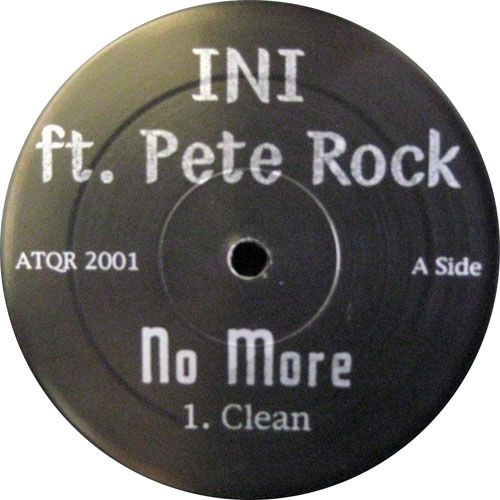 INI ft. Pete Rock - No More