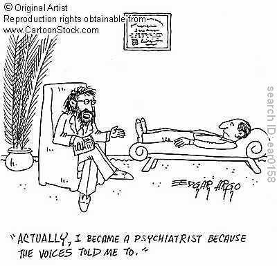 funny psychiatrist cartoon