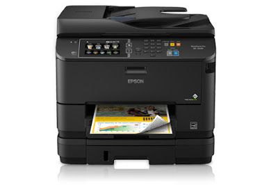 Download Epson Wf 4640 Driver Windows Mac Linux Epson Printer Epson Inkjet Printer