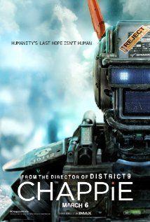 Chappie es una película de ciencia ficción ambientada en Johanesburgo en un futuro cercano